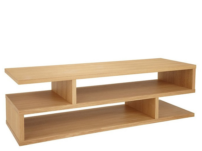 Balance Coffee Table in Oak