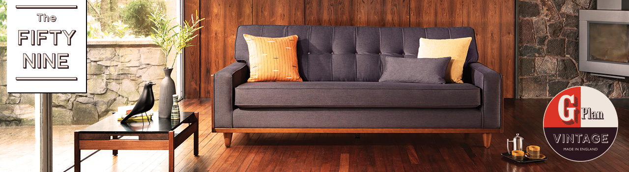 59 Fabric Sofa Collection
