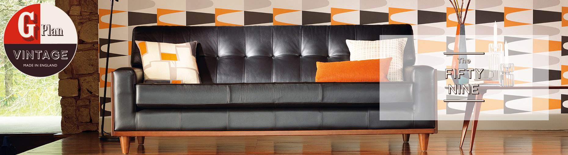 59 Leather Sofa Collection