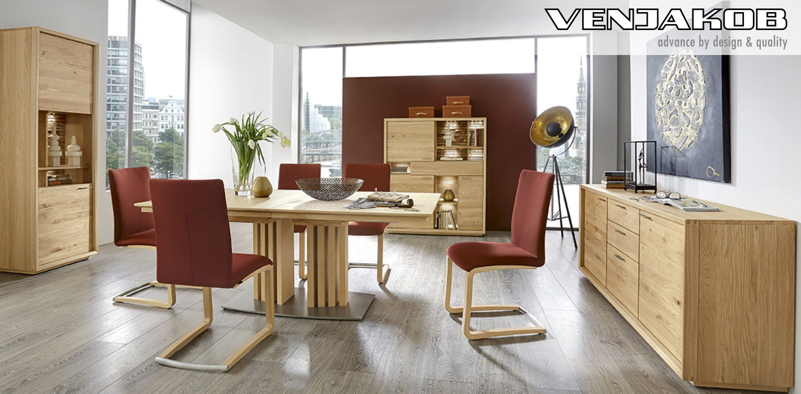 Venjakob Fino Dining Collection