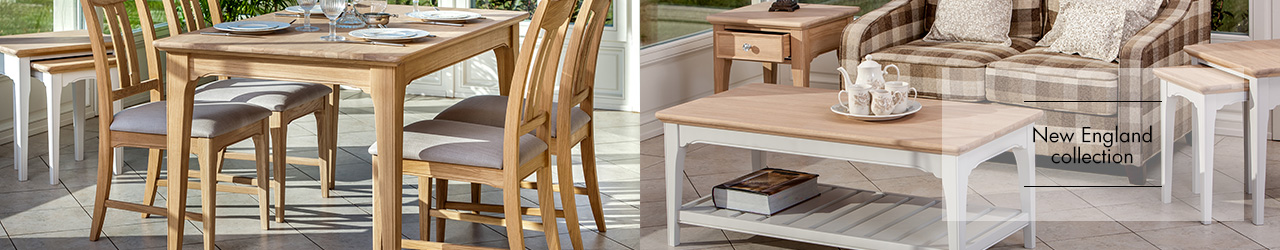 New England Dining collection by TCH Furniture at Forrest Furnishing