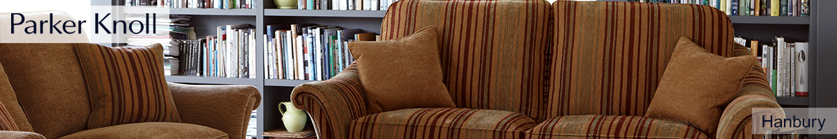 The Hanbury Sofa Collection at Forrest Furnishing