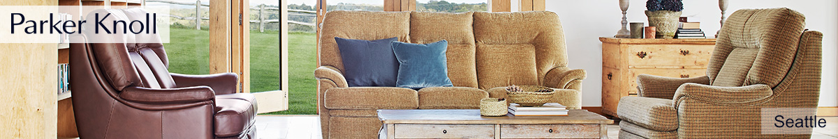 The Seattle Sofa Collection at Forrest Furnishing