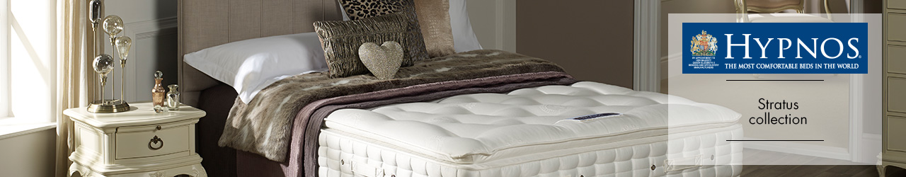 Stratus Divan collection by Hypnos Beds