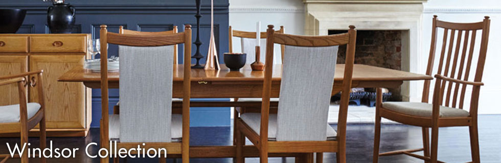 Windsor Dining by Ercol available at Forrest Furnishing
