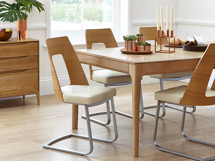 Romana Dining Set By Ercol Furniture Sofas Dining Beds