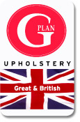 G Plan Upholstery - Great and British