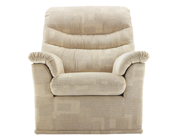Malvern Fabric Reclining Chair