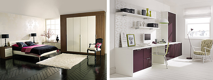 Hammonds Fitted Bedrooms Modern and Classic styles