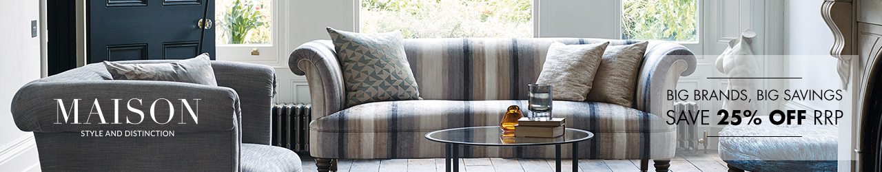 Maison Collection from Parker Knoll available at Forrest Furnishing