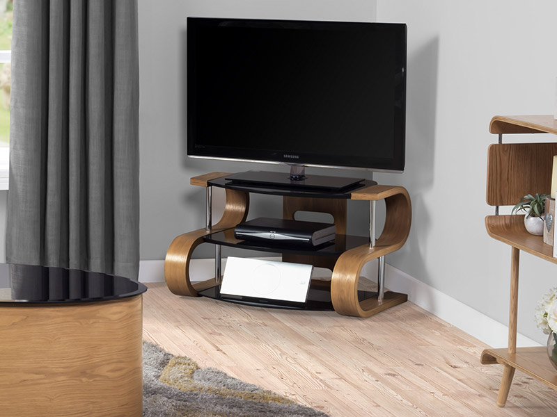Contour 850 TV Stand in Oak