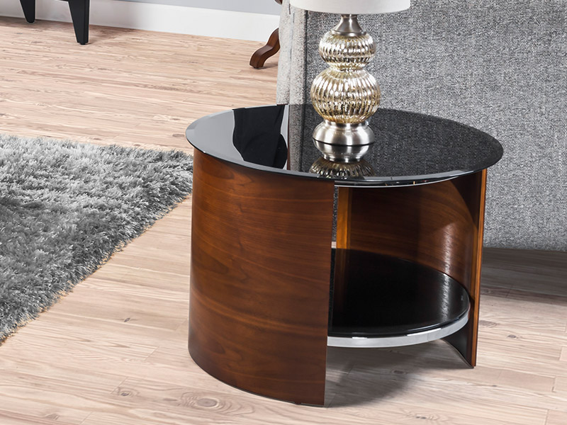 Contour Lamp Table In Walnut Furniture Sofas Dining