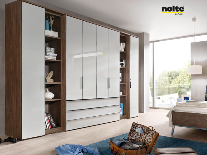 Nolte Horizon 10500 Hinged Wardrobe System Furniture | Sofas ... | {Nolte logo möbel 44}