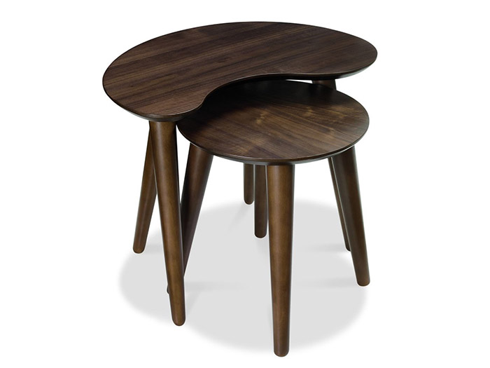 Nordic Nest Of Tables Furniture Sofas Dining Beds
