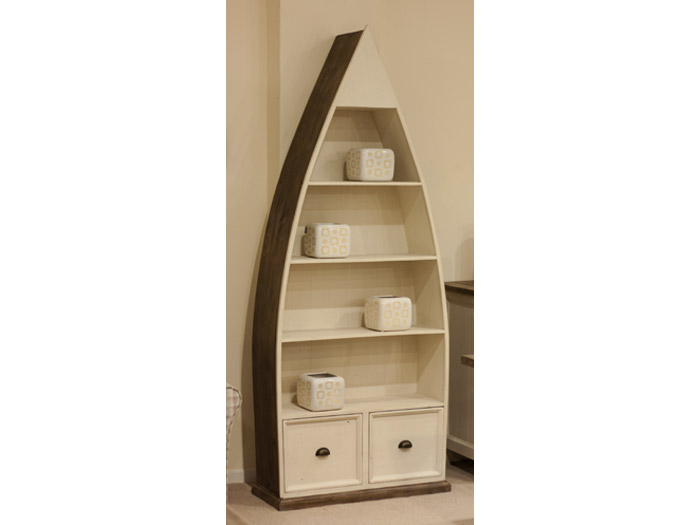 Boat Shaped Shelves Uk