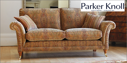 Burghley Fabric Sofa Collection