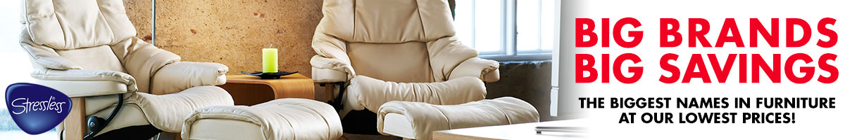 Reno Recliners by Stressless