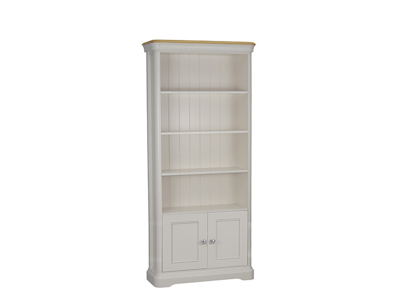 Cromwell Bookcase with 2 Doors