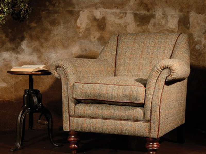 Dalmore Accent Chair Option A