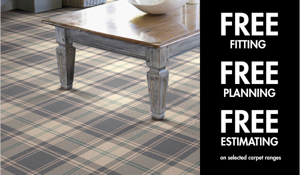 Carpet Offers at Forrest Furnishing