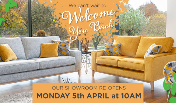 We Re-Open on Monday 5th April at 10AM