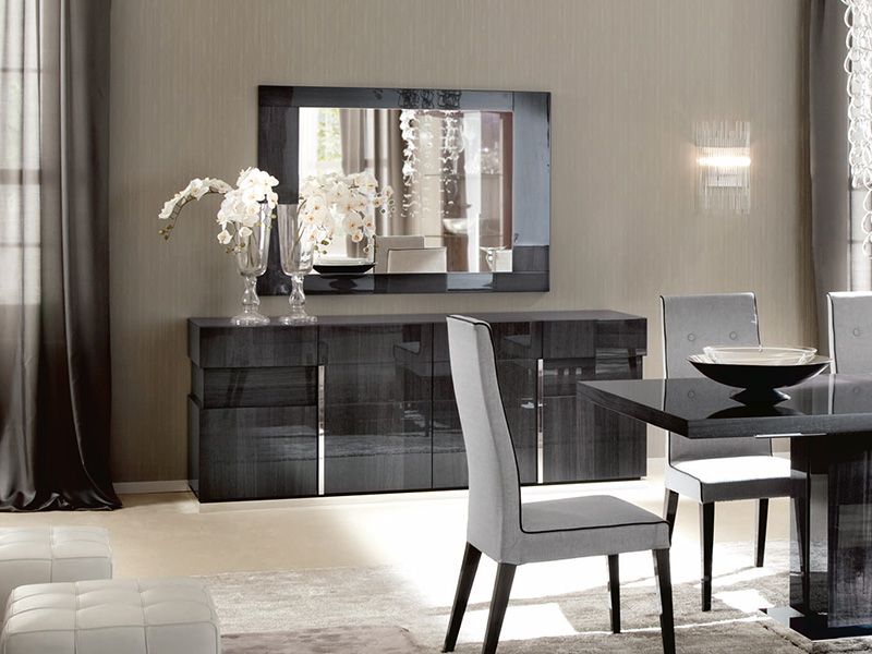 Pesaro Wall Mirror Furniture Sofas Dining Beds Bedrooms And Occasional Buy Online