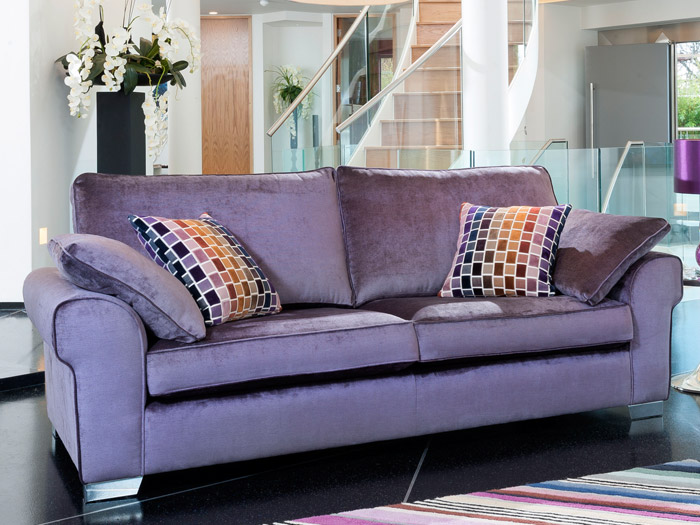 Good Camden Grand Sofa Furniture Sofas Dining Beds Bedrooms And. Lilac Sofa