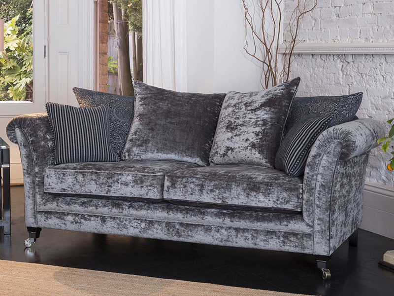 Adelphi 3 Seat Pillow Back Sofa