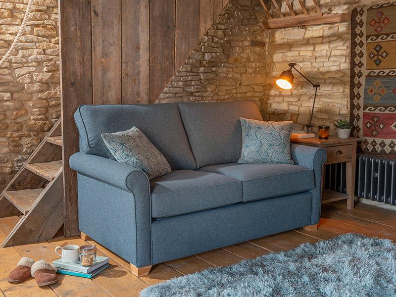Poppy 2 Seat Sofa Bed Forrest Furnishing Glasgow S
