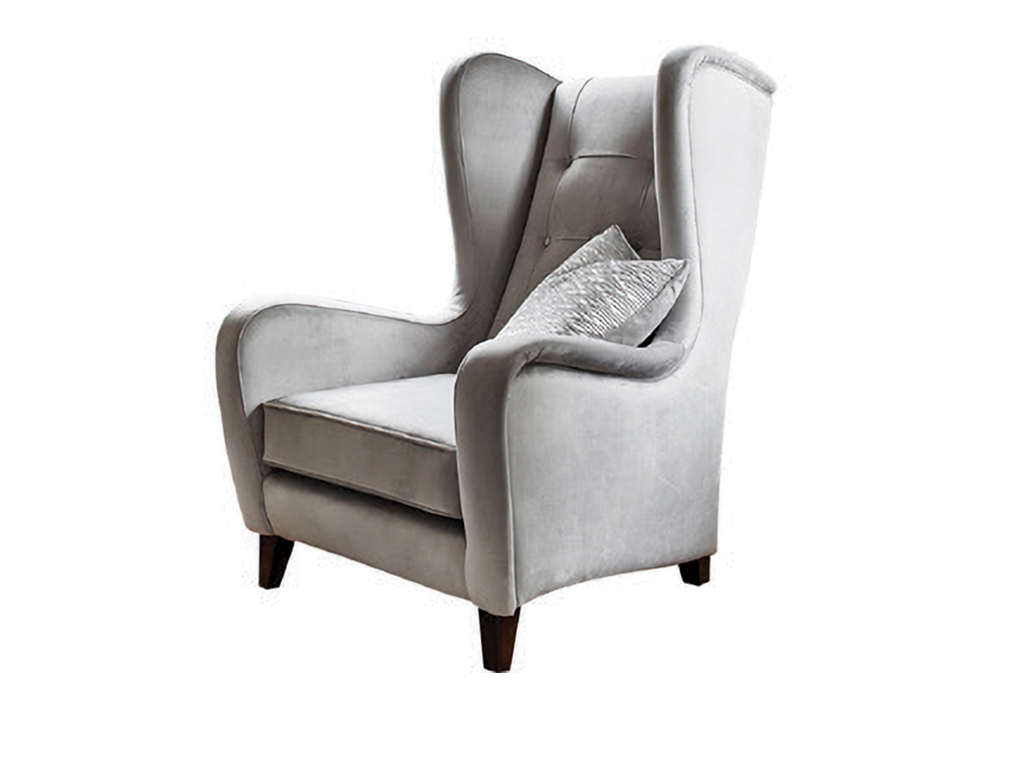 Delphine Throne Chair