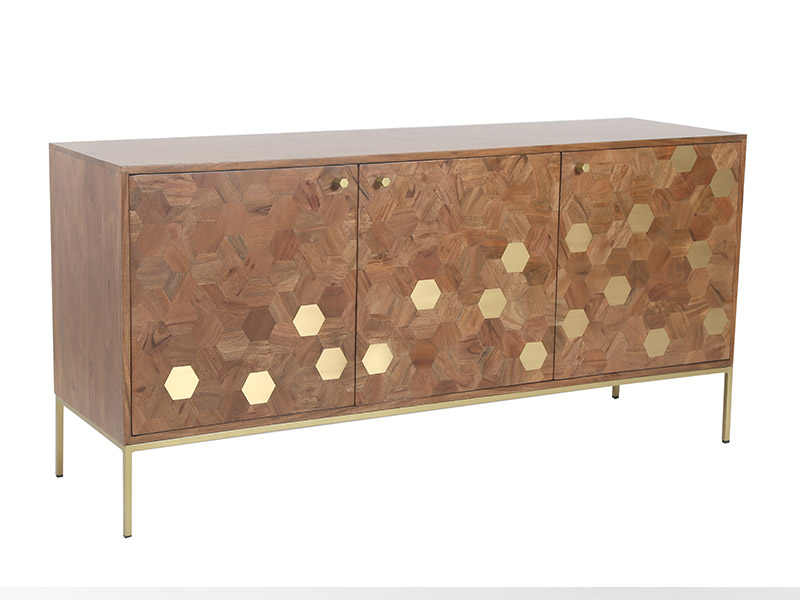 Rohmer Wide Sideboard