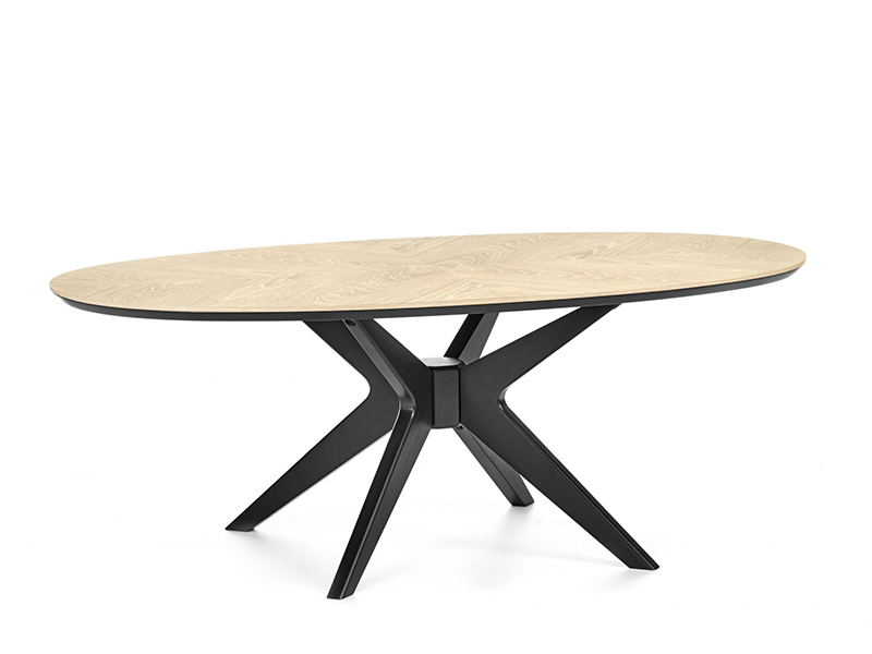 Pimlico Elliptical Coffee Table