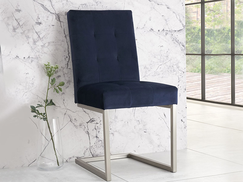 Tivoli Chair Blue