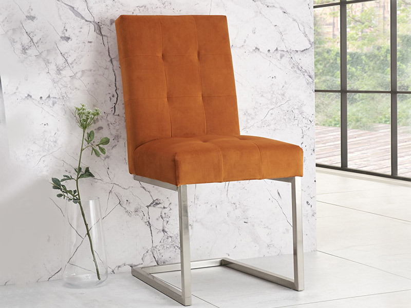 Tivoli Chair Pumpkin