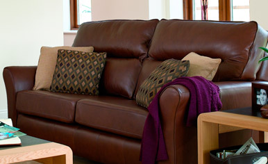 Leather Upholstery Buying Guide from Forrest Furnishing