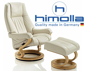 Recliners by Himolla - made in Germany