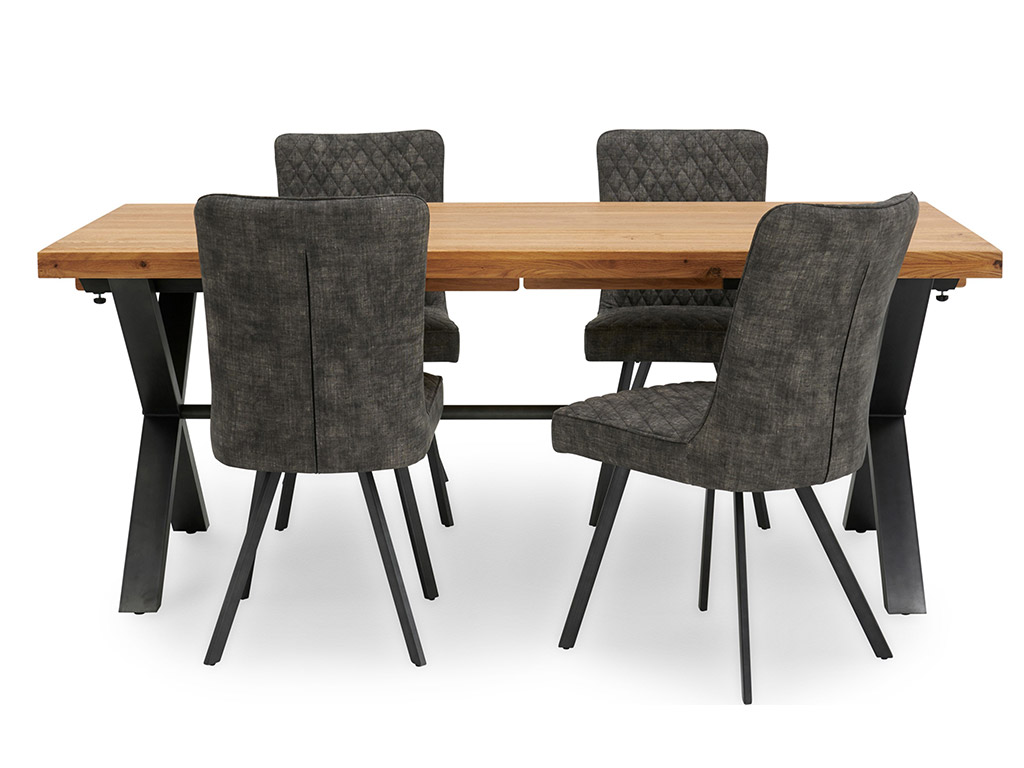 Bourton Dining Table and 4 Chairs