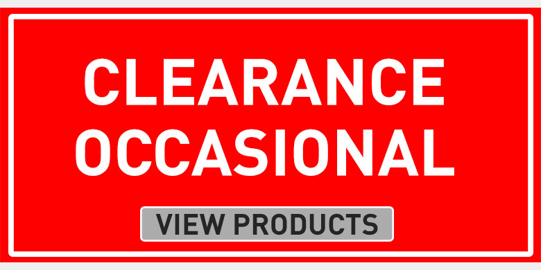 Clearance Occasional