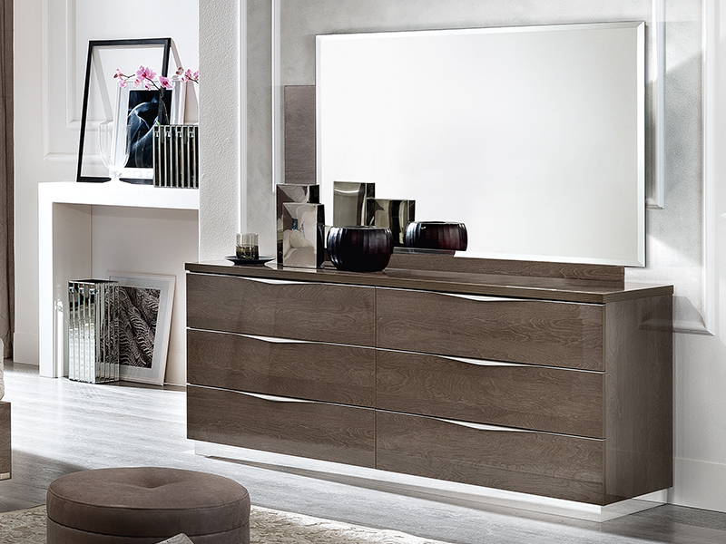 Platinum 3 Drawer Single Dresser
