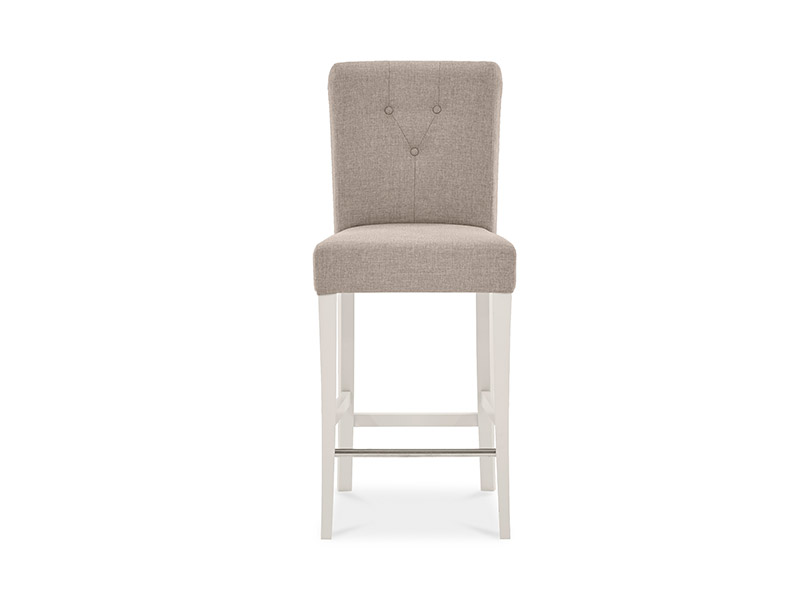 Cannes Upholstered Bar Stool