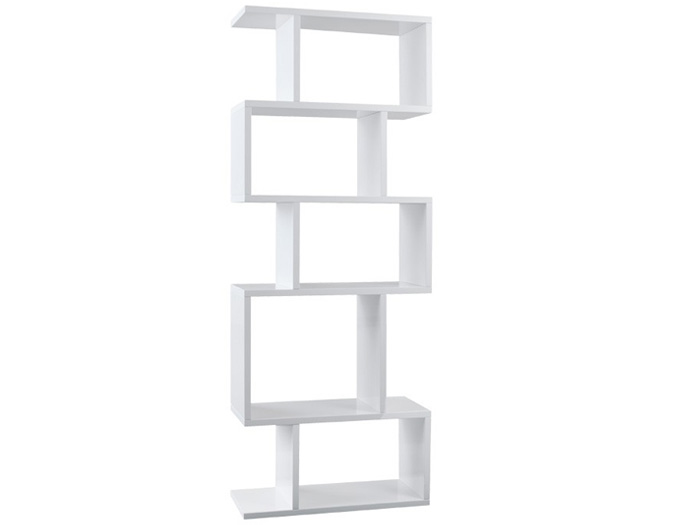 Balance Alcove Shelving in White