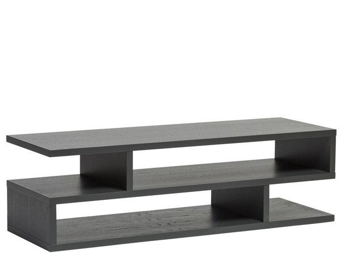 Balance Coffee Table in Charcoal