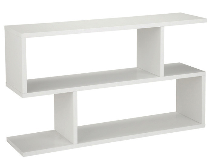 Balance Console Table in White