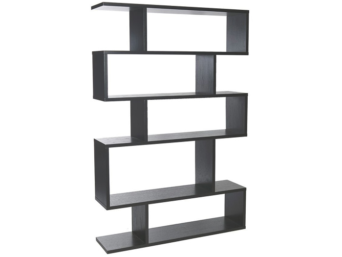 Balance Tall Shelving in Charcoal