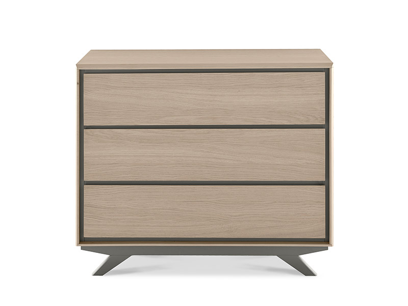 Copenhagen 3 Drawer Chest