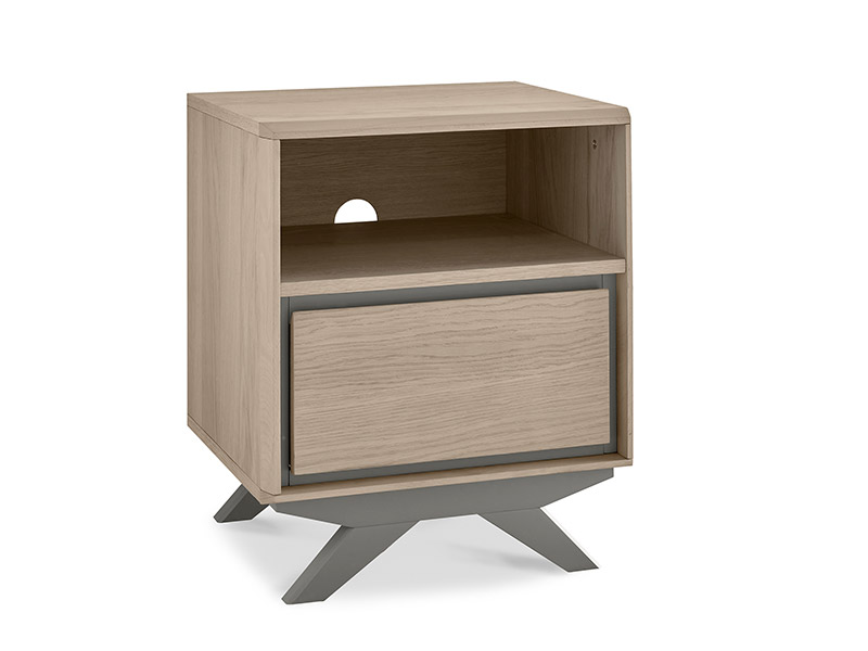 Copenhagen 1 Drawer Nightstand