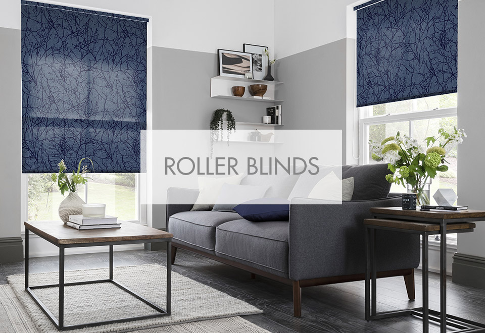 Roller Blinds from Forrest Furnishing