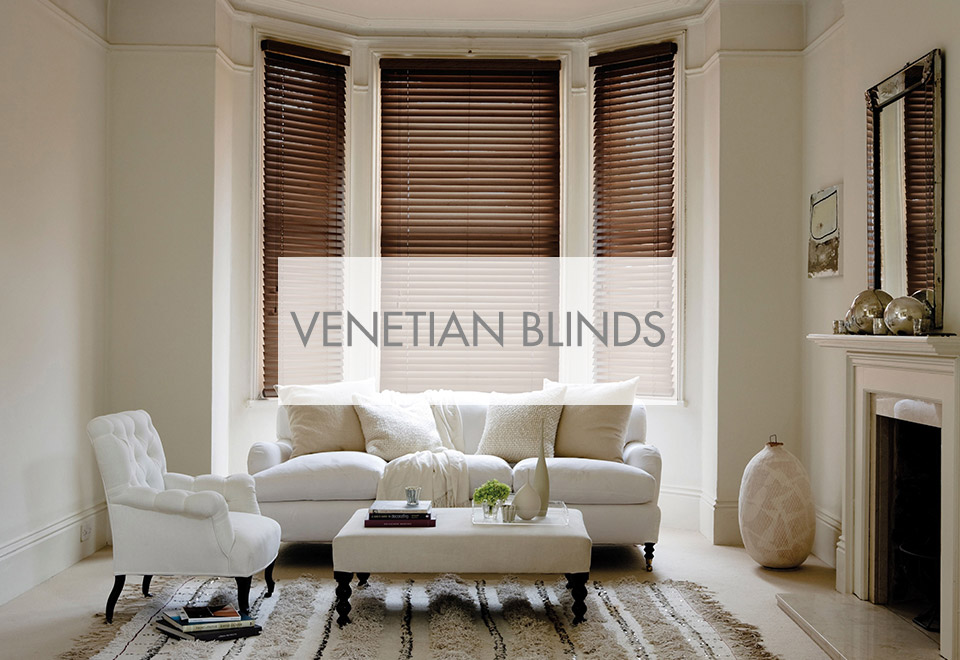 Venetian Blinds from Forrest Furnishing