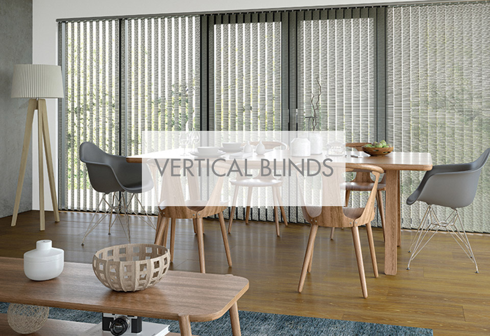 Vertical Blinds from Forrest Furnishing