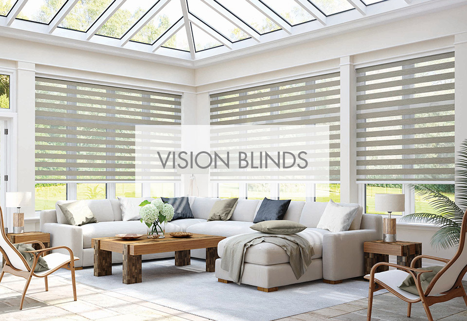 Vision Blinds from Forrest Furnishing